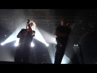 The Matrixx - 1:1 (Санкт-Петербург, Зал Ожидания, 8 января 2014)