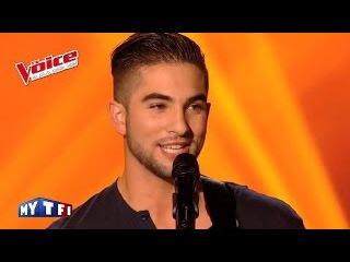 The Voice 2014 │Kendji Girac - Bella (Maitre Gims)│Blind audition