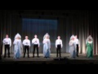 Берега надежды Сибирские мотивы Гала Концерт Март,27 2016 Новосибирск