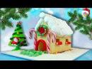 НОВОГОДНИЙ ДОМИК из МАРШМЕЛЛОУ и ШОКОЛАДА СВОИМИ РУКАМИ | CANDY CHRISTMAS HOUSE