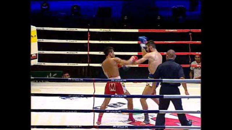 Master of the Ring | Umut Norgaz VS Wuttichai MTM Academy 64 kg.