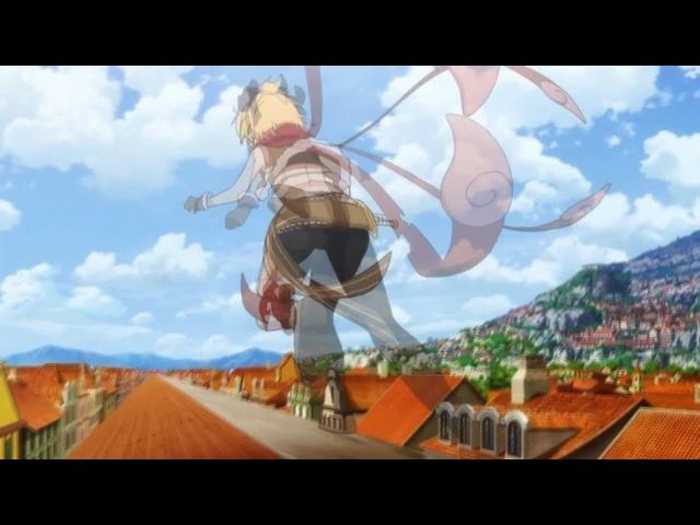 Escape (AMV, Re: Zero kara Hajimeru Isekai Seikatsu, С нуля: Пособие по выживанию в альтернативном мире, Lorne Balfe - Fight Club)