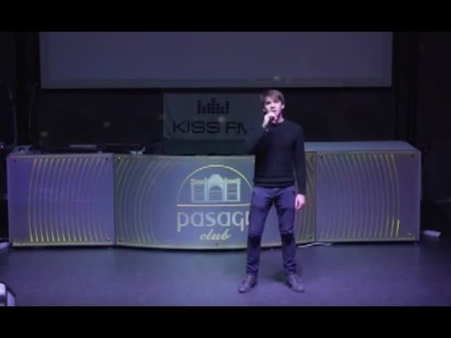 У Франківську започаткували співочий конкурс Art Hall Karaoke