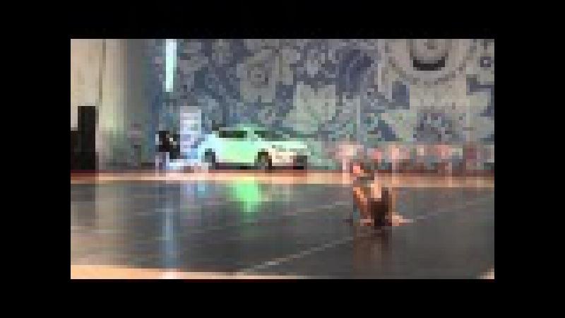 Танцевальное шоу. Кубок России. Юниоры, соло девушки, 1/2 финала (01.05.2014) - 00029