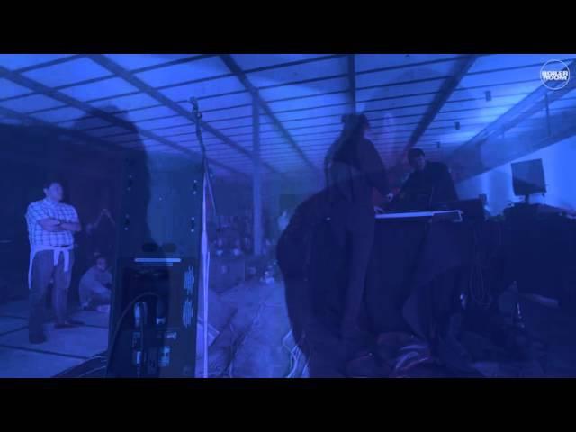 Kara-Lis Coverdale LXV Boiler Room x MUTEK MX Live Set