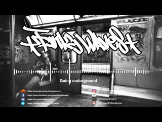 funky waves - going underground (BOOM BAP BEATS FOR SALE)