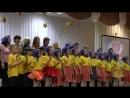 битва хоров 2016 - 2б класс