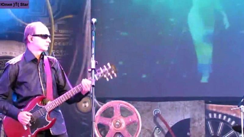 Группа «Пикник» Концерт в Анапе 10.08.2014 «Избранное»