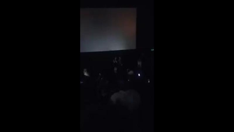 Авант-премьера фильма Джильда. Я не жалею об этой любви в г. Кордобе (Аргентина)