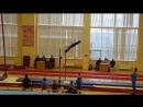 2016.10.25 • Первенство города Санкт-Петербурга по спортивной гимнастике • 1-ый день • Перекладина • 8.6