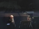 Rob Halford and Bruce Dickinson recording The One You Love To Hate (RUS)