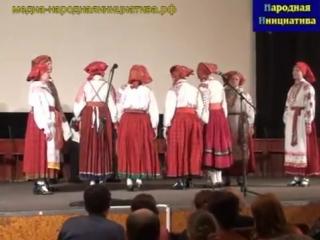 ансамбль воскресение город Губкин