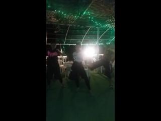 Harlem Shake Крым Солнечногорское кафе бар Эмран 2016