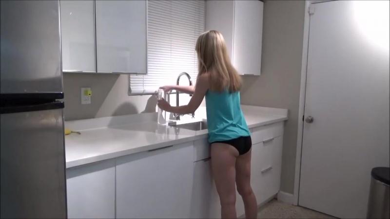 Младшая сестра, 14 лет, одни дома 5 (детское,секс,инцест, цп, дп, частное,домашн