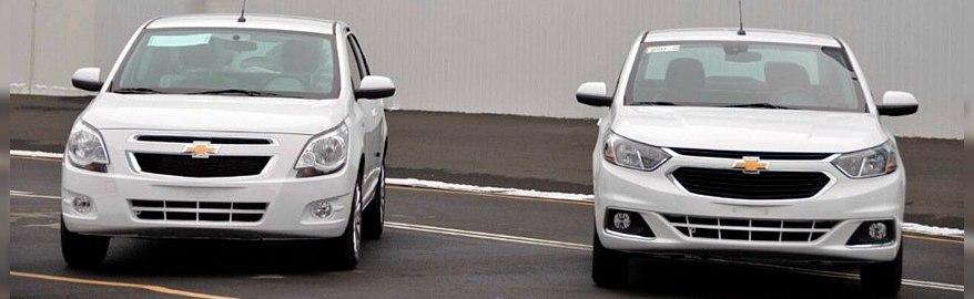 Похорошевший Chevrolet Cobalt может добраться до России