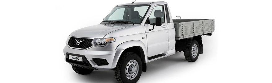 УАЗ обновил «коммерческую модель нового поколения»