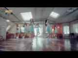 [FSG Lovely Day] 150312 KBS Music Bank Stardust (Lovelyz Cut)