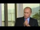 Interview; Russland: mit Putin: unzensiert von Thomas Roth, Georgien - USA - EU 2008 ARD