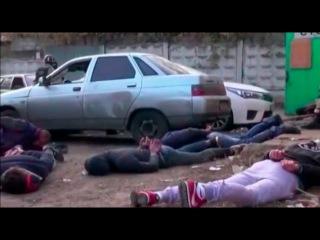 Они окружили город как волки раненного зверя Тюменская банда МАСКИ ШОУ