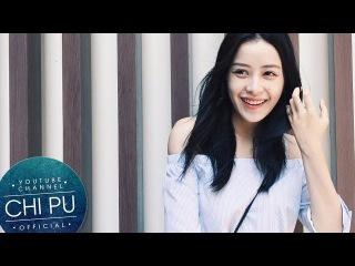 Chi Pu Daily Life | Chi Pu hát Chàng Baby Milo (Đông Nhi) siêu đáng yêu
