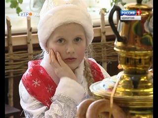 Ижвечанин Василий Пушин к Новому году собрал необычную гармонь