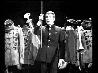 Dan Spătaru - Trecea fanfara militară (Romania 1971)