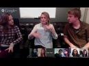 Open Heart Hangout - February 5, 2015 - Tori Anderson, Ramona Barckert, Karis Cameron, Mena Massoud