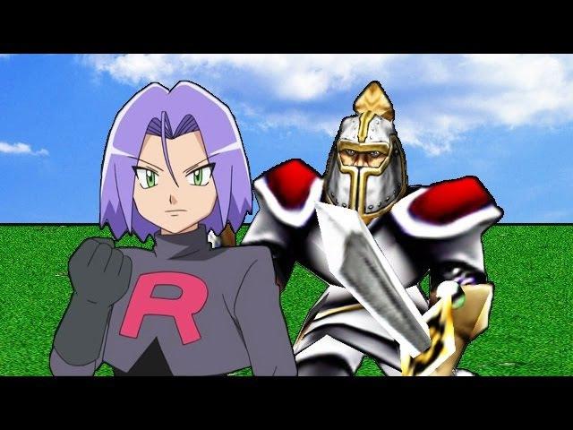 Pokemon Defence - ловим покемонов Джеймса