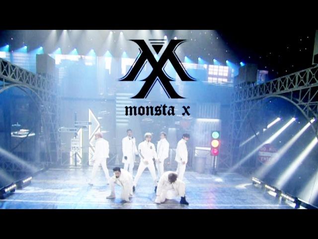 《Comeback Special》 MONSTA X (몬스타엑스) - Fighter @인기가요 Inkigayo 20161009