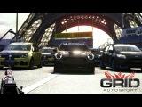 Безбашенные уличные гонки на Hot Hatch - GRID Autosport на руле Fanatec CSL Elite