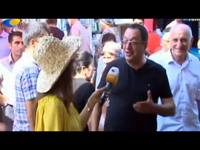 Cavad Recebov - Evdekilere salam Part 1 | Xezer TV 30.08.2015