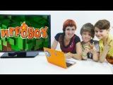 Майнкрафт. Внимание! Конкурс от ИгроБой! Обзор группы ИгроБой в VK от Маши.