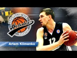 Artem Klimenko (Avtodor) - Young Player of the Year