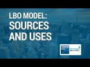 LBO Model: Sources Uses