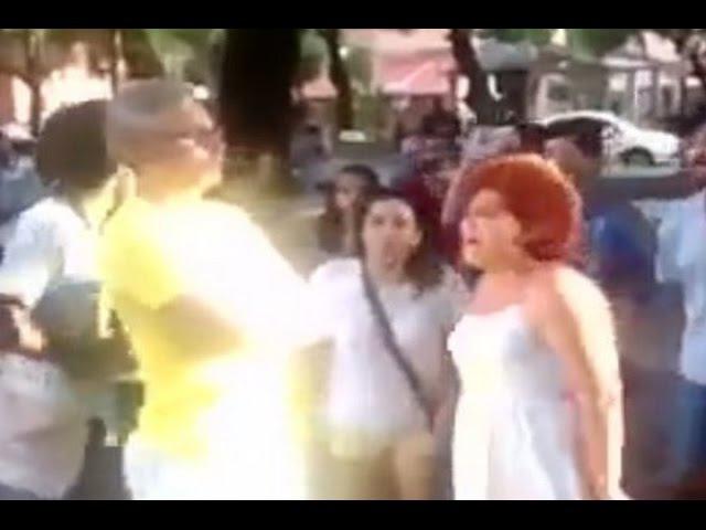 Aluno é agredido, cuspido e humilhado por camisa do Bolsonaro! ABSURDO 14/05/2016