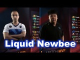Team Liquid vs NEWBEE - Semi-Final Manila Major Dota 2