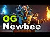 OG vs Newbee - UB Final - HYPE is REAL Manila Major Dota 2