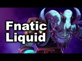 Fnatic vs Team Liquid - Hype Manila Major Dota 2