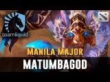 MATUMBAGOD Ursa OG vs Liquid   Manila Major Dota 2