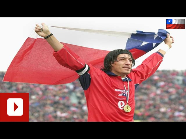 ►9 Iván Zamorano vs France║Friendly║2001.09.01 (Home) Last Game