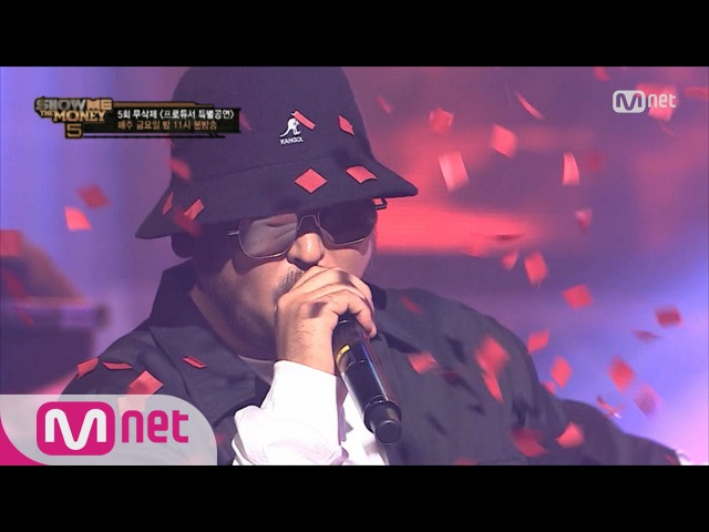 [SMTM5][Full] Team Gill Mad Clown (feat. Jung In, Heize) @Producers' Special Stage 20160610 EP.05