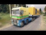 SpinTires 03.03.16 Renault-Magnum-10x10В Доработке-Карта-Широкая река