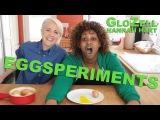 Eggsperiments - GloZell &amp Hannah Hart
