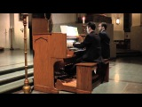 J. S. Bach - Fantasia and Fugue for organ in A Minor BWV 561