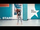 Sia  The Greatest.Choreography by Татьяна Фачинелли.All Stars Workshop 09.2016