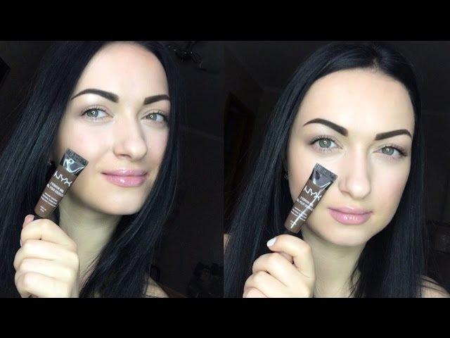 NYX eyebrow gel/Обзор Как я оформляю брови.