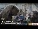 CGI VFX Commercial THE BEAR CANAL Multi Awarded Funny TV Spot by BETC Paris Mikros Image