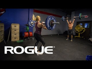 Week 2 with Rogue Team Black — The 2016 CrossFit Team Series