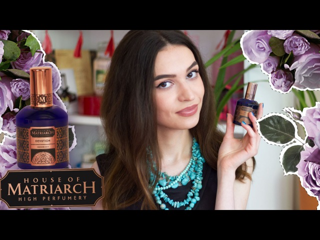 House of Matriarch обзор всей коллекции High Perfumery | ENG SUBS | Anisia Beauty