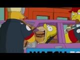 Dale Earnhardt Jr./Simpsons - Daytona Day - Daytona 500 - Super Bowl 2017 | Adult Swim